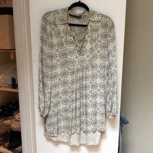 Zara Babydoll style Dress small